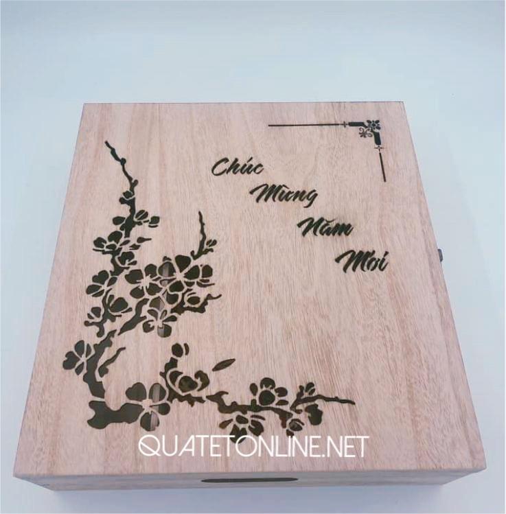 Hộp quà gỗ - HG1000