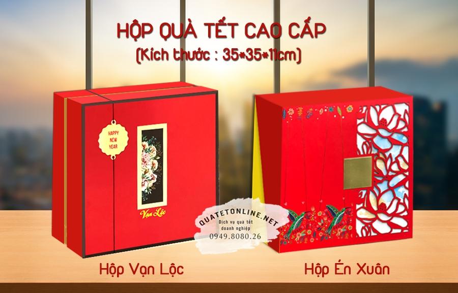 Hộp Quà Tết 2021- HQT680