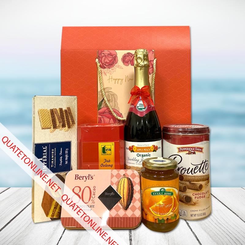 Lựa chọn siêu tiết kiệm từ túi quà tết 2021