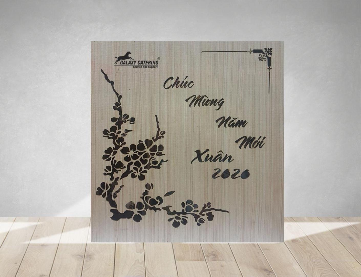 Mẫu hộp quà tết gỗ 2021 xứng đáng là món quà tuyệt vời ngày Tết